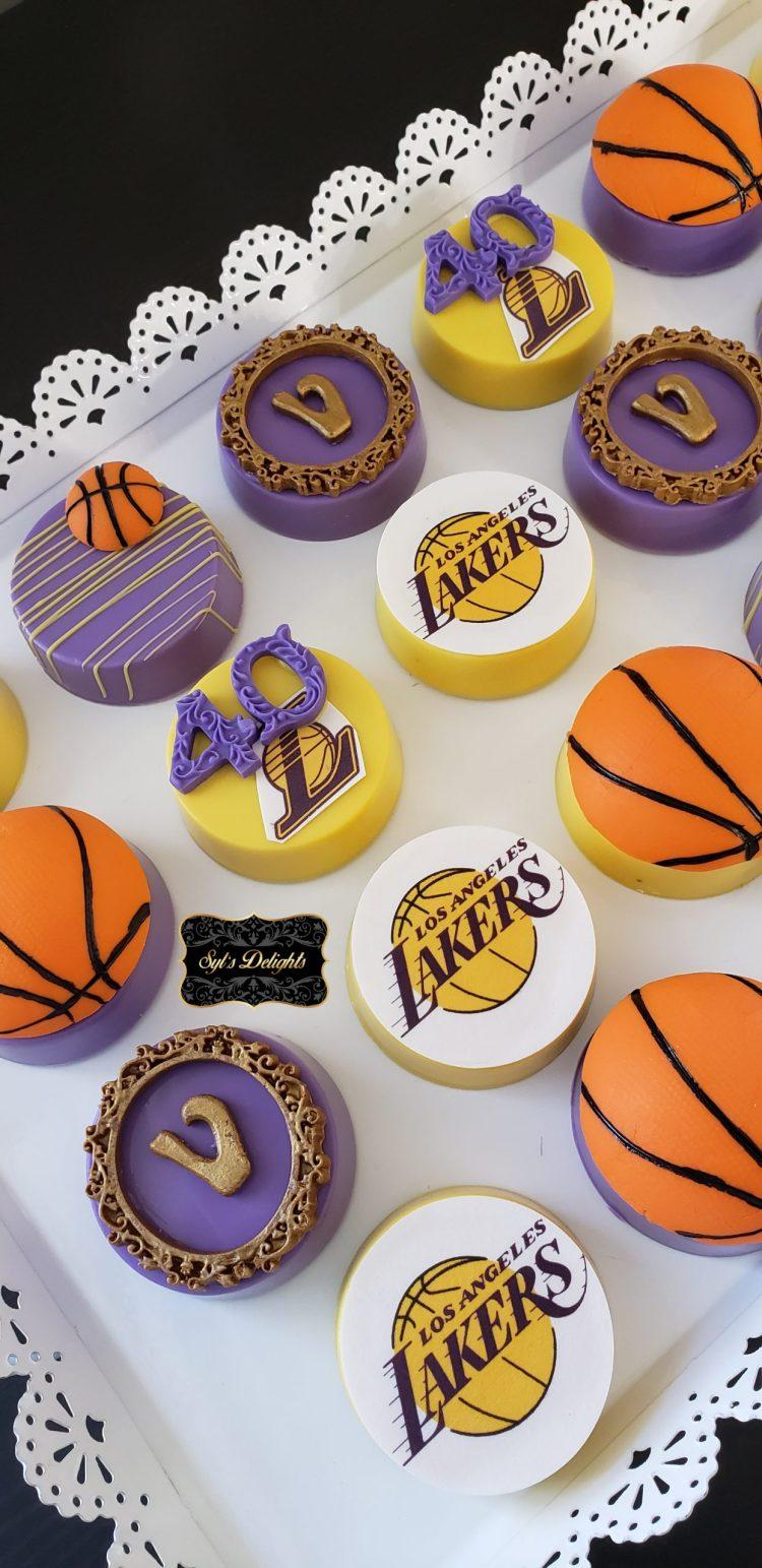 Basketball  Oreo cookies