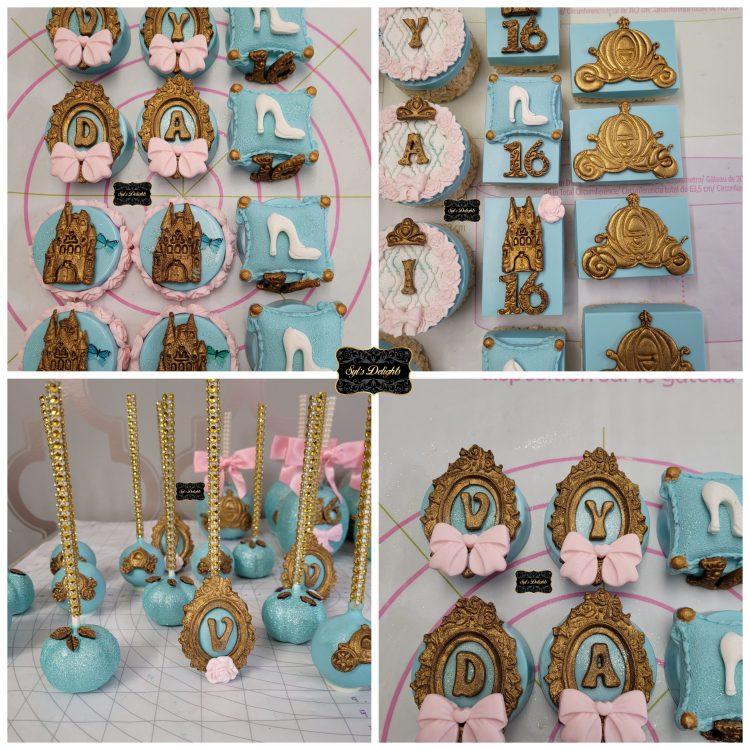 Cinderella party package