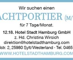 12.18. Hotel Stadt Hamburg GmbH