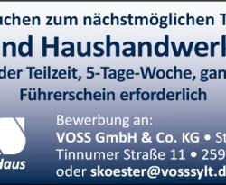 VOSS GmbH & Co. KG