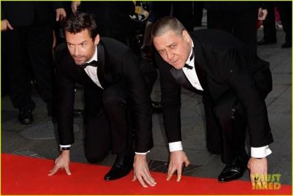 Hugh and Crowe