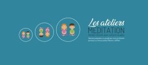 Ateliers méditations enfants et ados