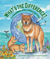 What's the Difference? weaves subtraction and endangered species education into rhyming, cross-curricular family fun. Written by Suzanne Slade, Illustrated by Joan Waites.