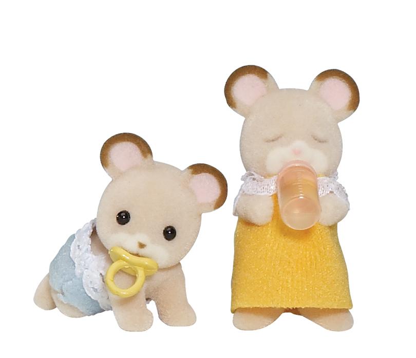 Buy Fielding Field Mouse Twins Online Sylvanian Families