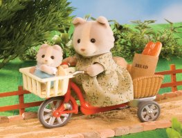 Buy Cycling With Mother E Online Sylvanian Families