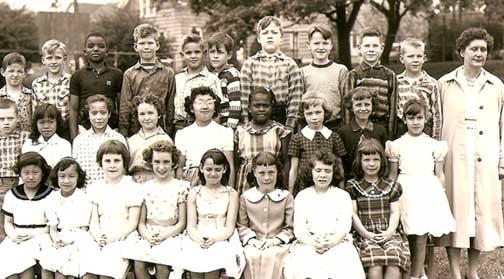 1958-1959- Third Grade