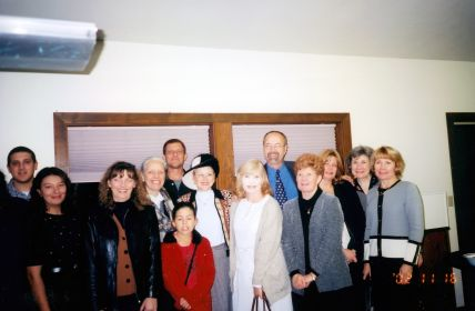 2002- Nov 12th- My Stepfather, George McHenry Passes Away