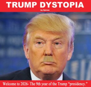 2016- Trump Dystopia