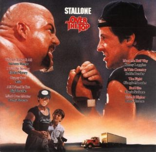 Stallone is like the Lakers, when its going, its Over the Top.