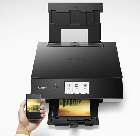 Canon PIXMA TS8320 Easy Photo-Print