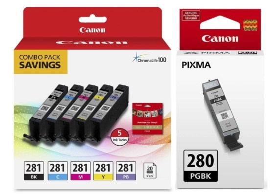 Canon PIXMA TS8320 Ink Cartridge