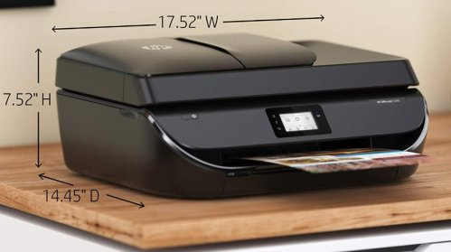 HP OfficeJet 5260 Dimensions