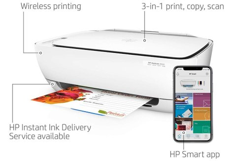 HP Deskjet 3630 Features