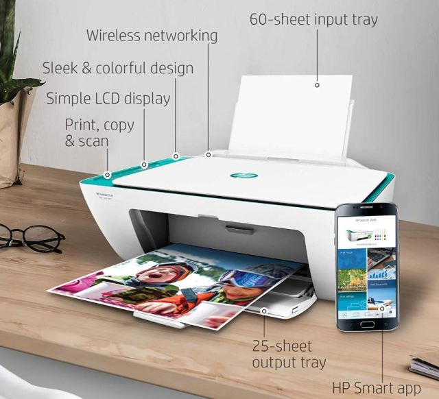 HP DeskJet 2640 Features