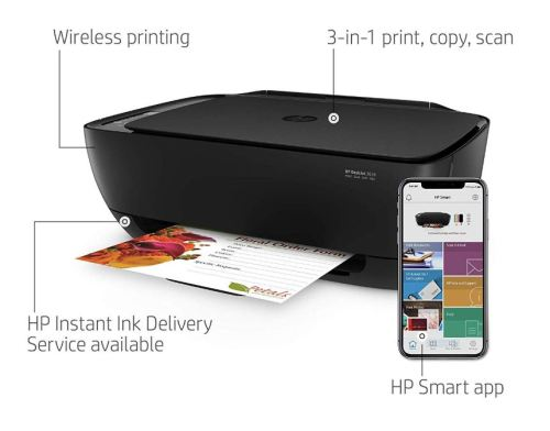 HP DeskJet 3639 Specifications and Features