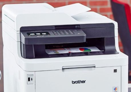 Brother MFC-L3770CDW Print Quality