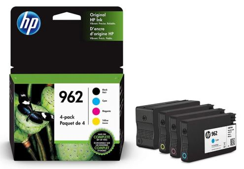 HP 962 Ink Cartridges