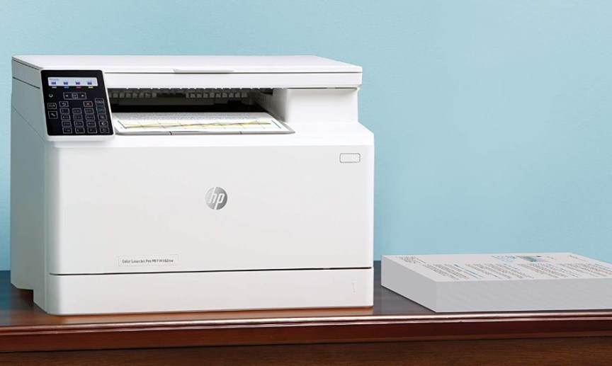 HP Color LaserJet Pro M182nw Review