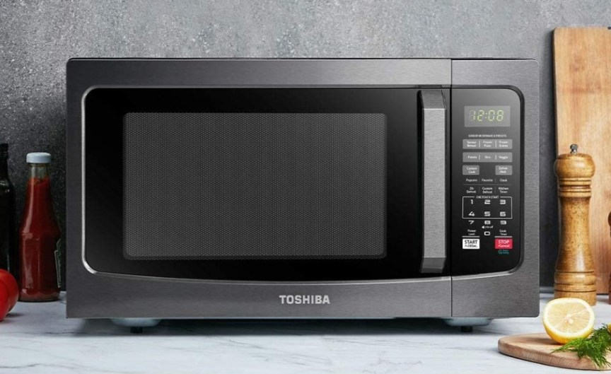 Toshiba EM131A5C-BS Countertop Microwave Review