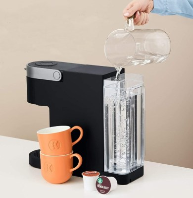 multiple cup water reservoirs
