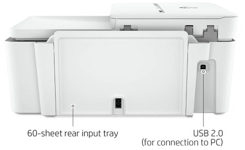 Wireless Printer with Limited Connectivity
