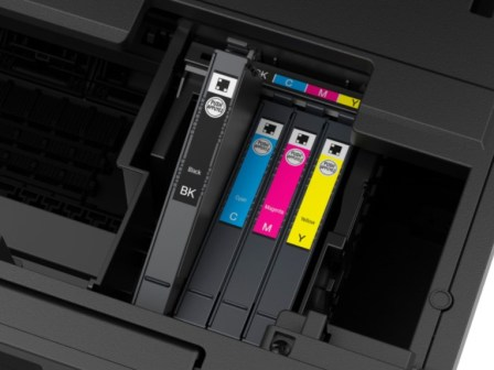 Epson WorkForce Pro WF-4820 Ink and Cartridges