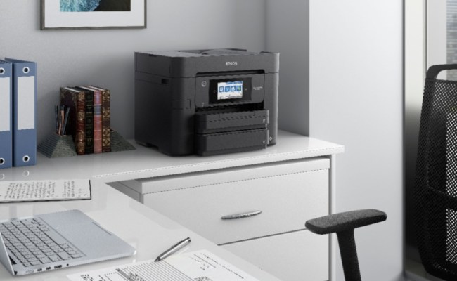 Epson WorkForce Pro WF-4830 Review