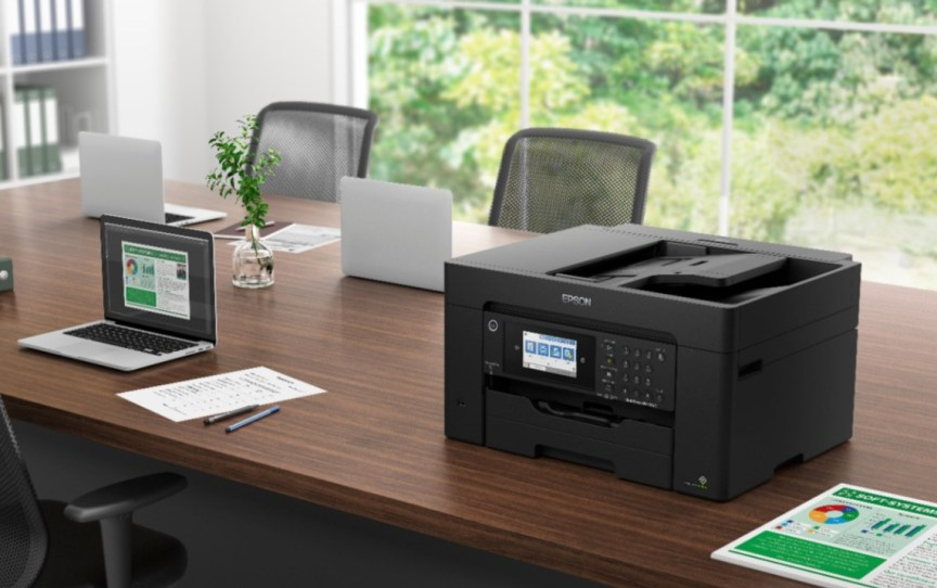 Epson WorkForce Pro WF-7820 Review