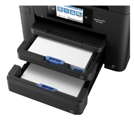 Epson WorkForce Pro WF-4830 Input Capacity