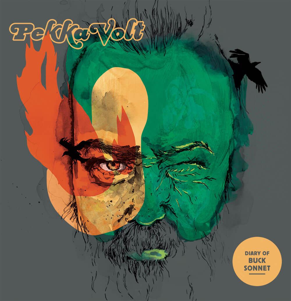design LP cover