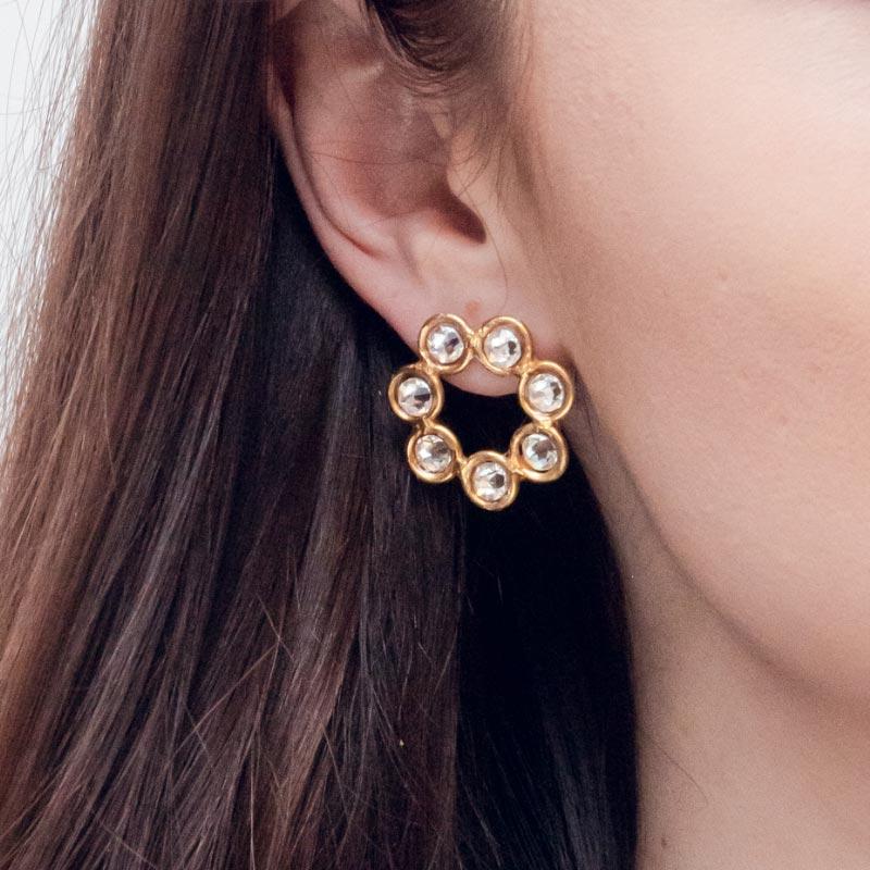 Daisy small Earrings