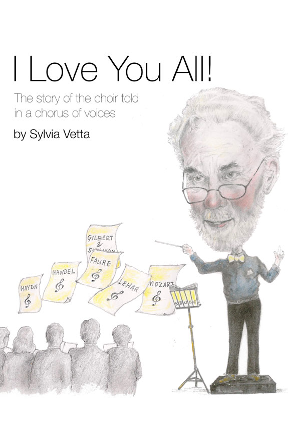 I Love You All - Sylvia Vetta