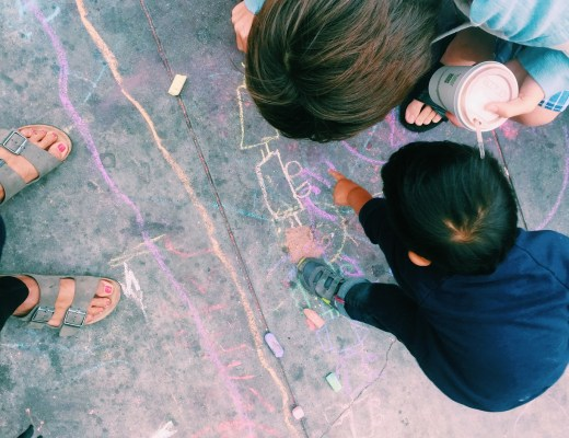 True Colors Summer Art Projects for Kids