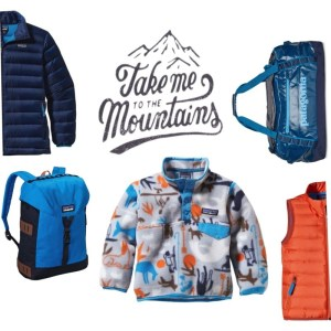 Sylvie in the Sky / Patagonia Style / Winter Outfits for Kids