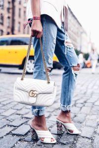 Spring It Bag: Gucci GG Marmont Matelassé Mini Bag