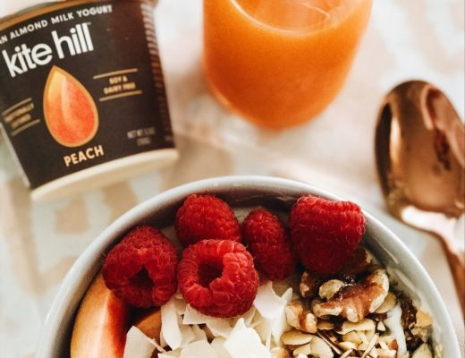 Kite Hill Vegan Dairy Free Breakfast Bowl Ideas