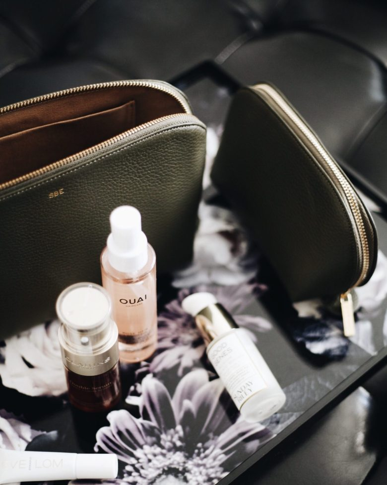 Cuyana | SHOP: Best Personalized Leather Gifts featured by top San Francisco fashion blogger Sylvie in the Sky