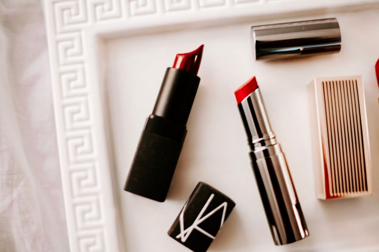 BEST RED LIPSTICKS FOR ALL SKIN TONES featured by top US beauty blogger Sylvie in the Sky