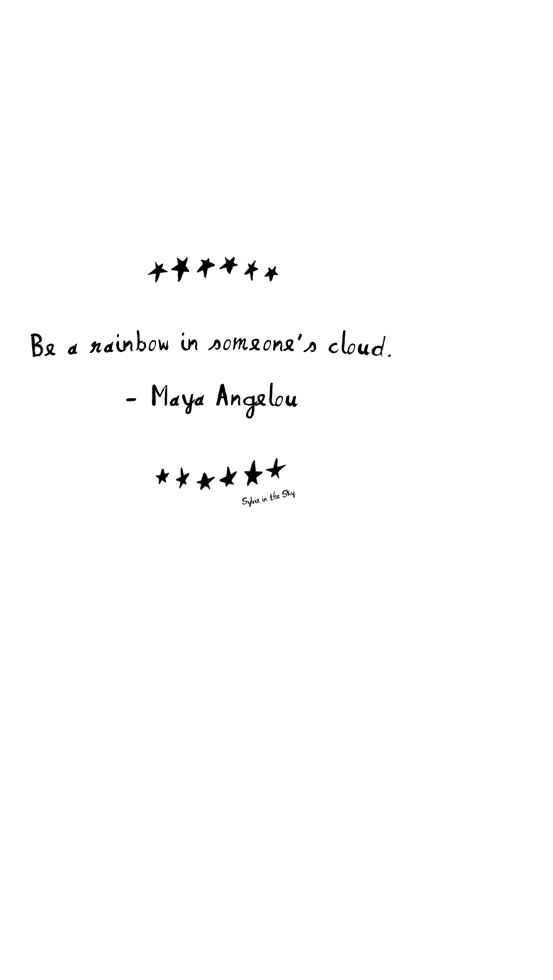 Positive Thinking Quotes featured by top US life and style blogger Sylvie in the Sky