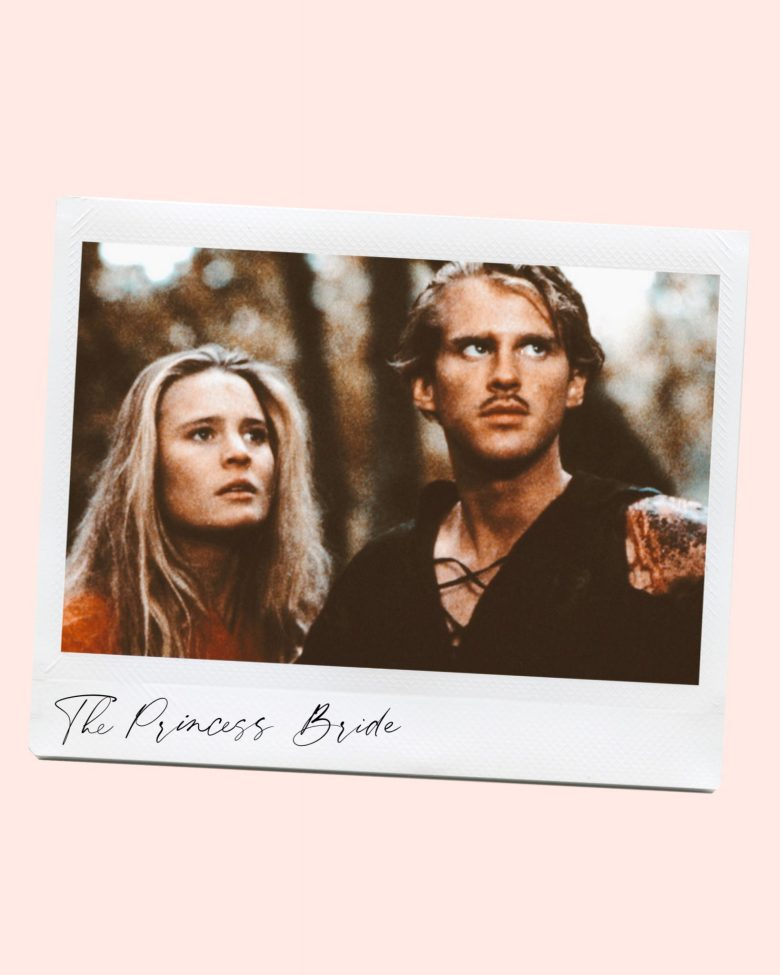 Valentine's Day Movies by popular San Francisco lifestyle blog, Sylvie in the Sky: image of The Princess Bride movie still.