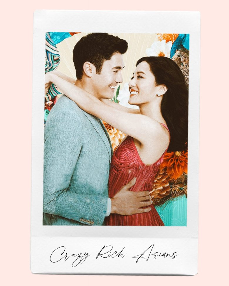 Valentine's Day Movies by popular San Francisco lifestyle blog, Sylvie in the Sky: image of Crazy Rich Asian movie still.