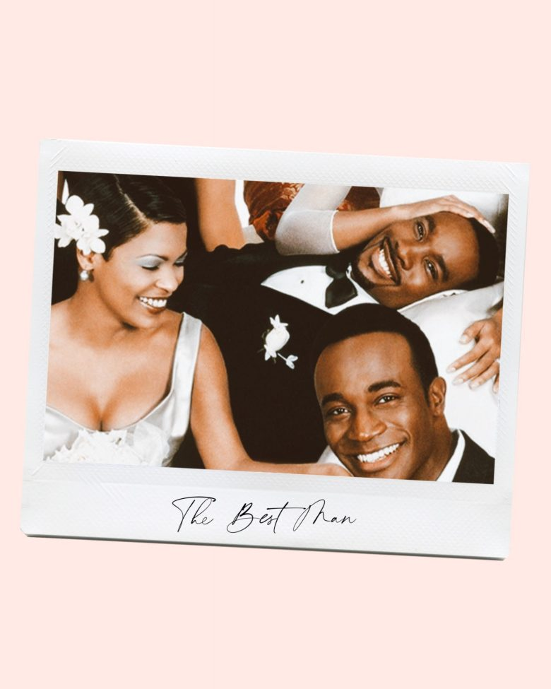 Valentine's Day Movies by popular San Francisco lifestyle blog, Sylvie in the Sky: image of The Best Man movie still.