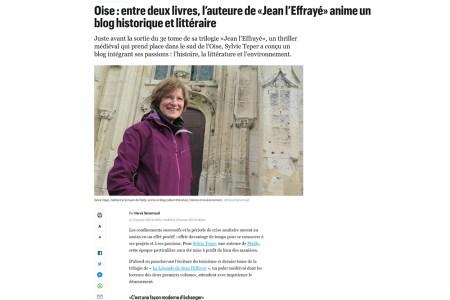 Article du Parisien du 22 janvier 2021