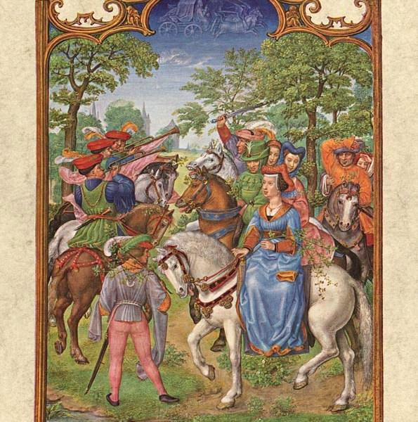 brevarium grimani, maiGerard Horenbout, Alexander et Simon Bening, Public domain, via Wikimedia Commons