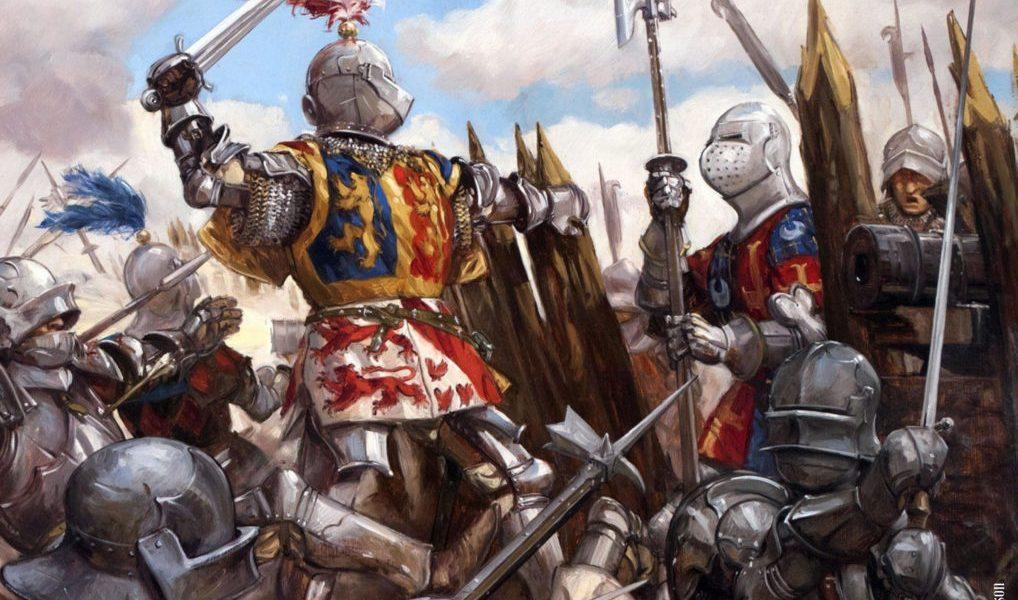 salon du livre de la fête médiévale de Crazannes