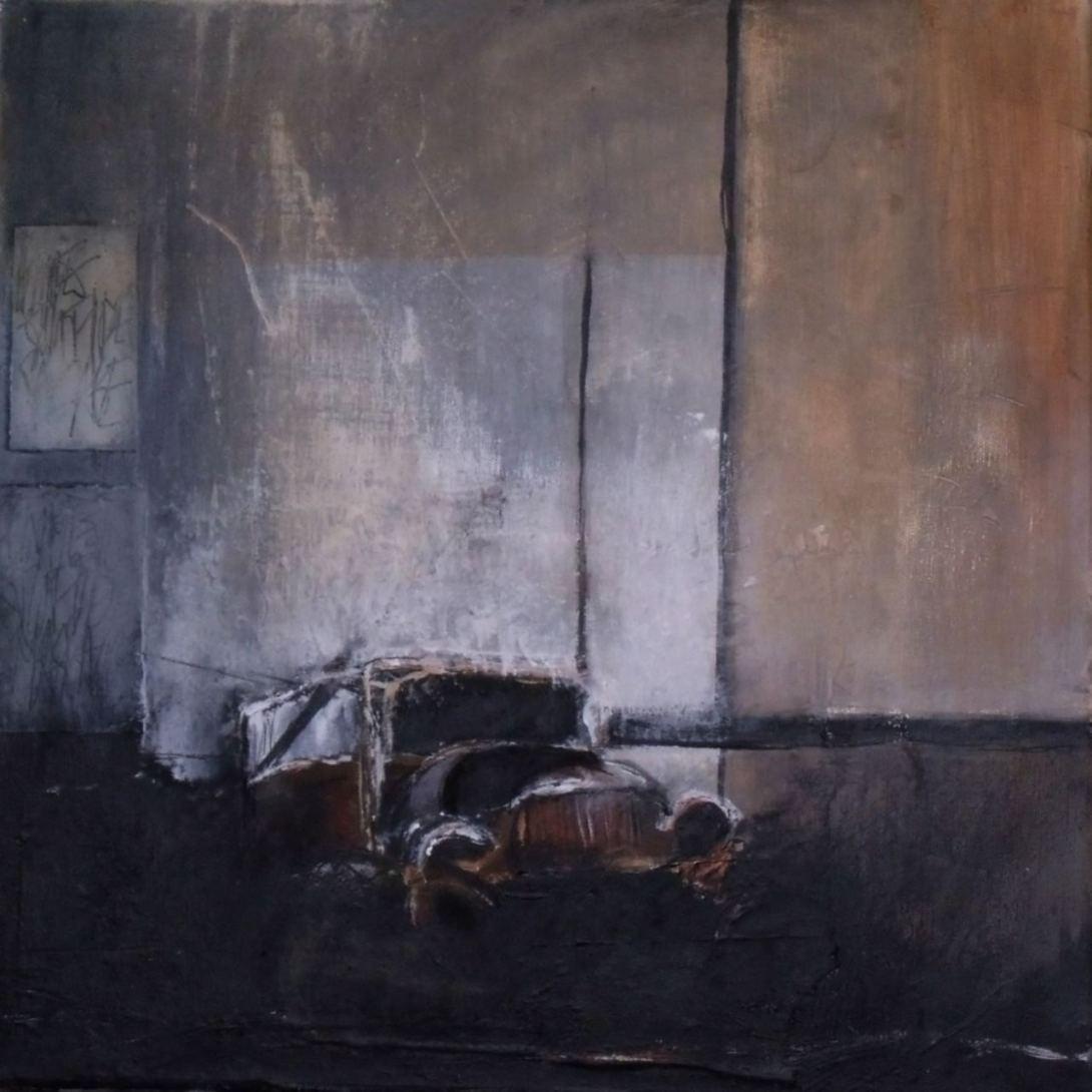 Peinture Thouron carcasse 6