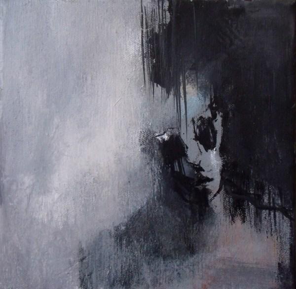 peinture thouron La tête dure-4