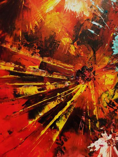 Sylvie Trenciansky  Artiste peintre  Couleurs et motions  Peinture figurative ou abstraite