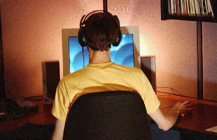 Musik beim Bloggen