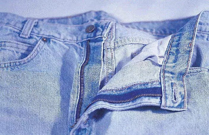 Alte Jeans